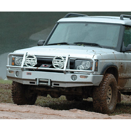 ARB WINCH BAR - DISCOVERY II 2003+ SRS COMPATIBLE