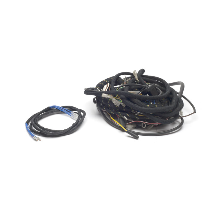 WIRE HARNESS EARLY IIA CLOTH WRAPPED-ALT