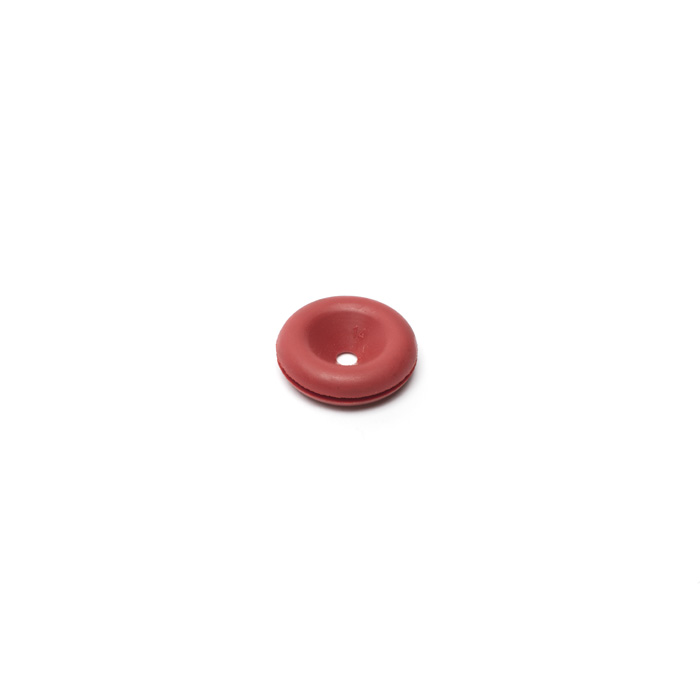 """GROMMET 1 7/16"""" RED HOLE SIZE 1"""""""