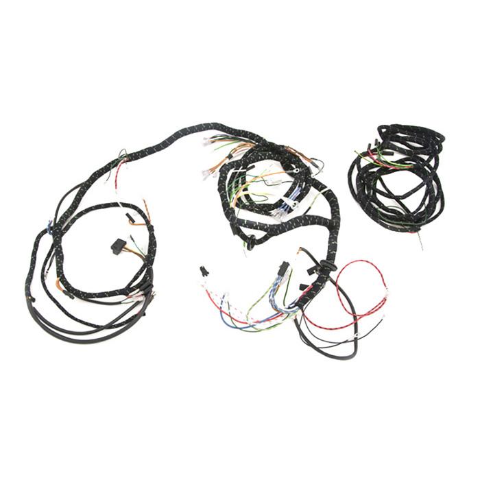 Wire Harness 2 6 Litre Main  U0026 Rear W  Alt 560910a