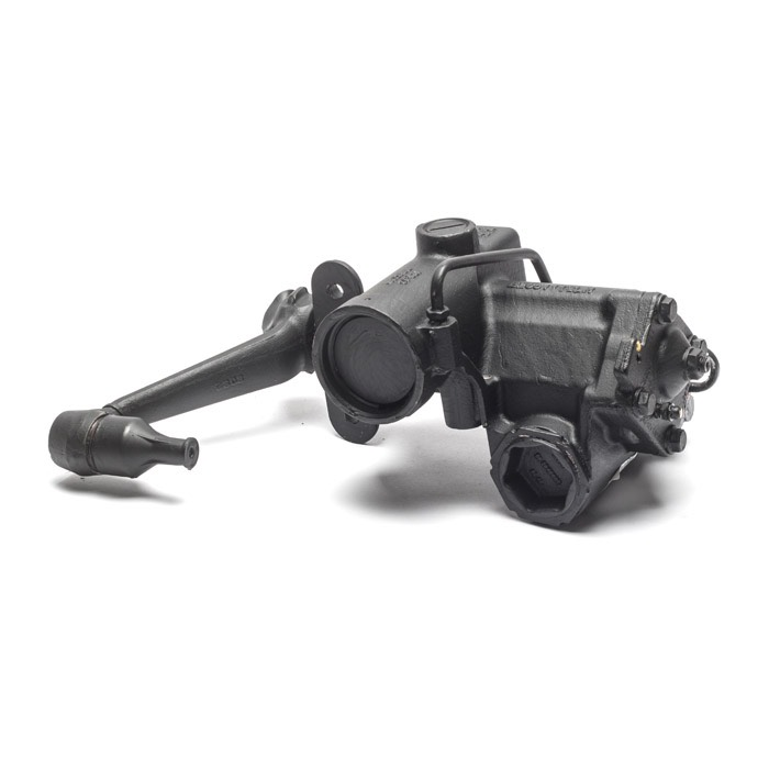 STEERING BOX  LHD PAS     EARLY TYPE