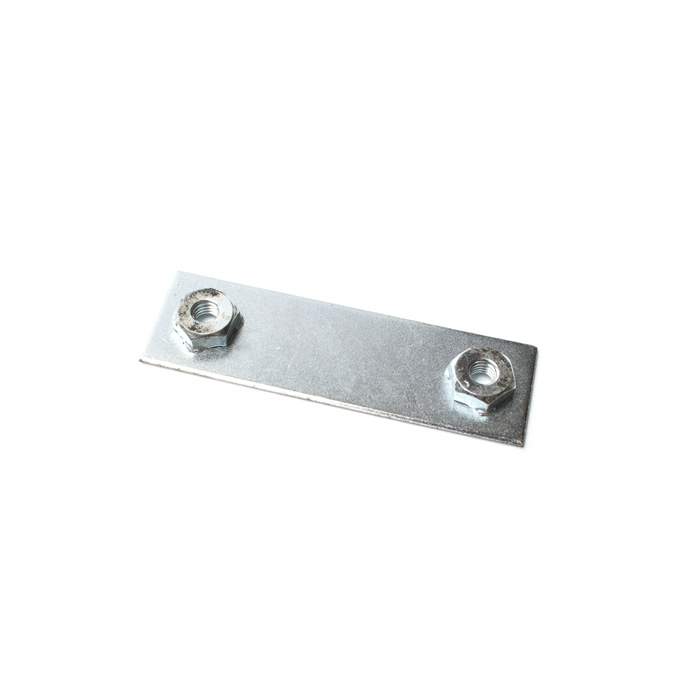 NUT PLATE  LATCH STRIKER  ANTIBURST