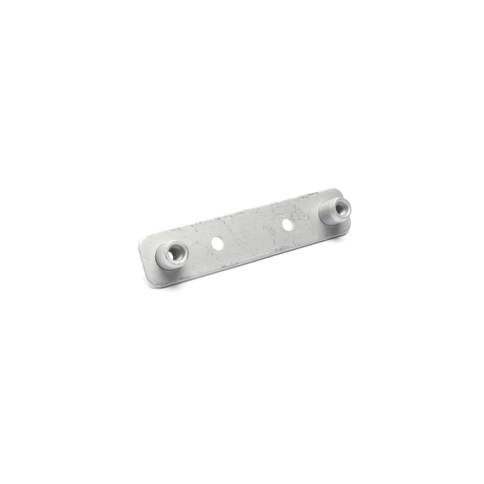 NUT PLATE FOOTWELL BRACKET-CHASSIS DEFENDER