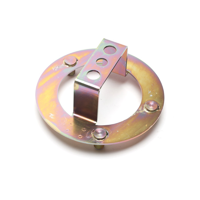 How To Read Tire Code >> BRACKET SPARE TIRE MOUNT DEFENDER 90/110, ALR2380 | Rovers North - Land Rover Parts and ...