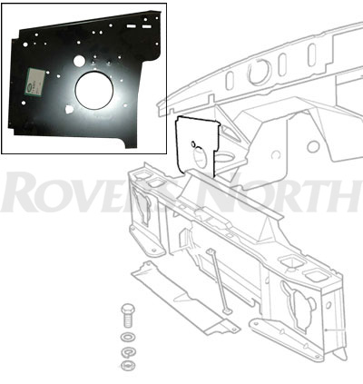 PANEL BATTERY LH DISCOVERY I