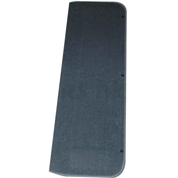 CARPET LOWER TAILGATE P38A GREY