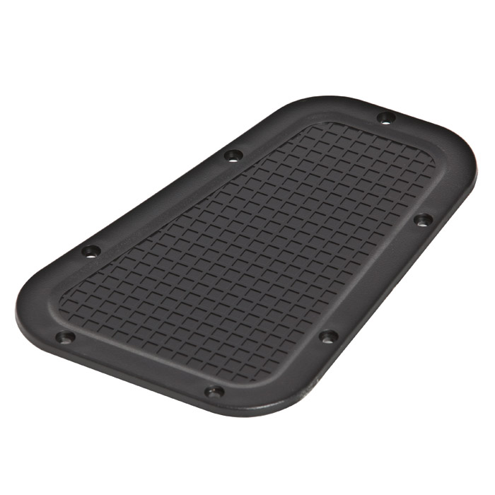 FINISHER LH WING TOP GRILLE BLANK DEFENDER