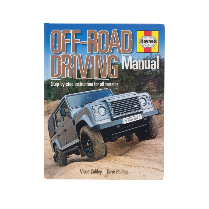HAYNES OFF-ROAD DRIVING MANUAL