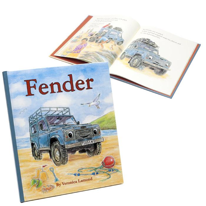 FENDER CHILDRENS BOOK