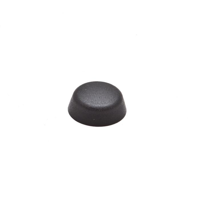 CAP BOLT HEAD M10 BLACK PLASTIC