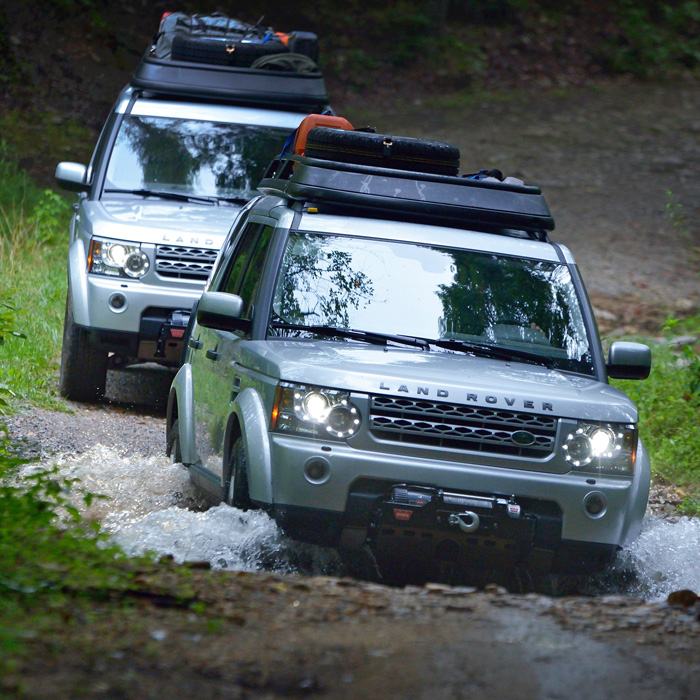 Rovers North - Land Rover Parts
