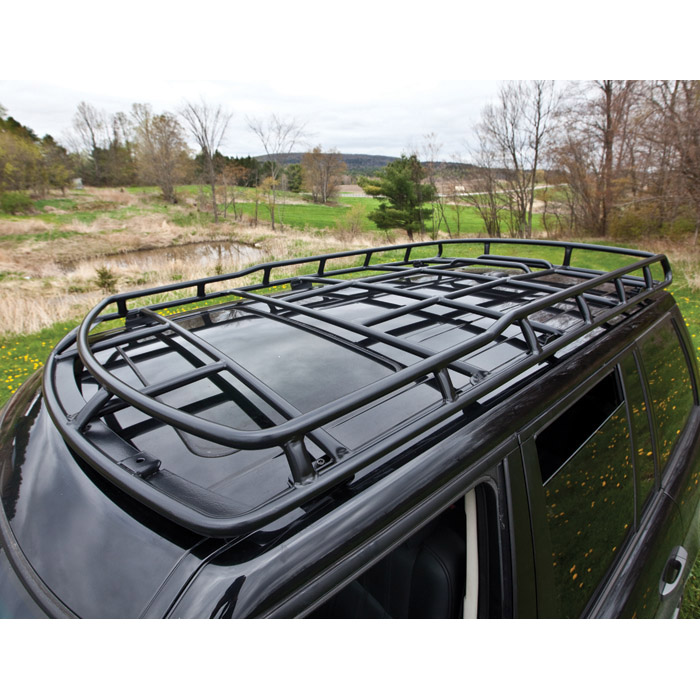 Roof Rack Assy L322 Expedition Black Rnn956 Cab500070pma