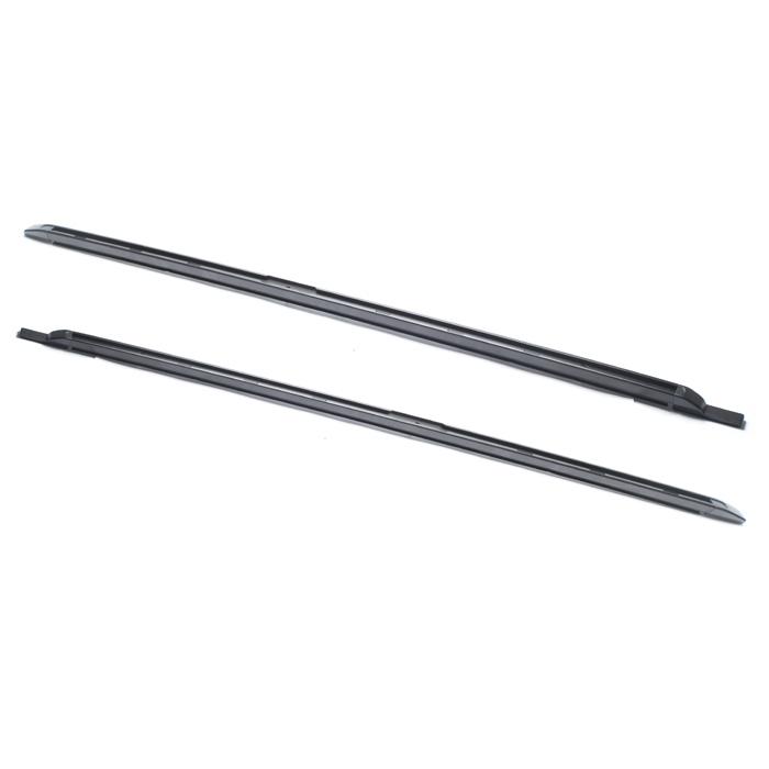ROOF SIDE RAIL KIT LR3/LR4 BLACK FINISH