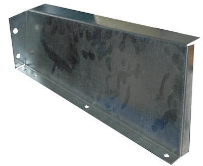 REPAIR PANEL RH SEATBOX SERIES II-III & DEFENDER