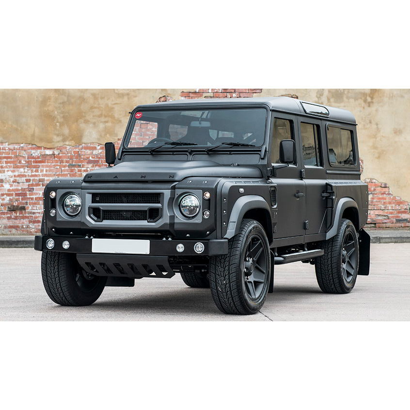 kahn wide body kit defender 110 rovers north land rover parts and accessories since 1979. Black Bedroom Furniture Sets. Home Design Ideas