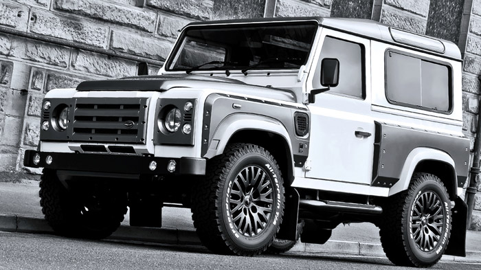Kahn Wide Body Kit Defender 90 Rovers North Land Rover Parts And Accessories Since 1979