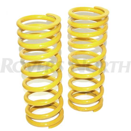 BRITPART HEAVY DUTY + 2 INCH SPRING FRONT SET DISCOVERY II NON ACE
