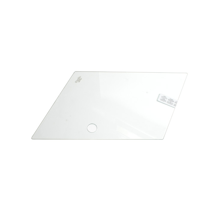 GLASS DOOR TOP DUAL SLIDING OUTER DEFENDER CLEAR