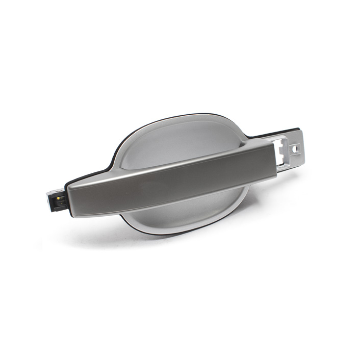 DOOR HANDLE ASSY -ZAMBEZI SILVER- L322