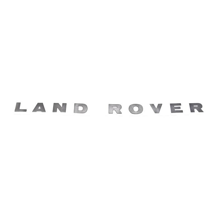 "DECAL ""LAND ROVER"" DISCOVERY BONNET GUNS"