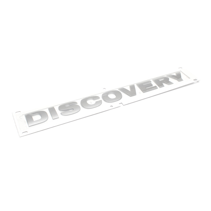 """DECAL - """"DISCOVERY"""" BRUNEL CHROME"""