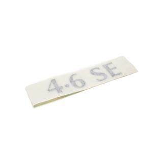 BADGE  4.6 HSE  BASALT P38A