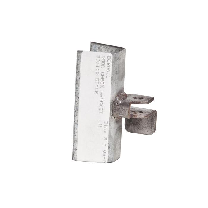 DOOR CHECK BRACKET LH 90/110 STYLE