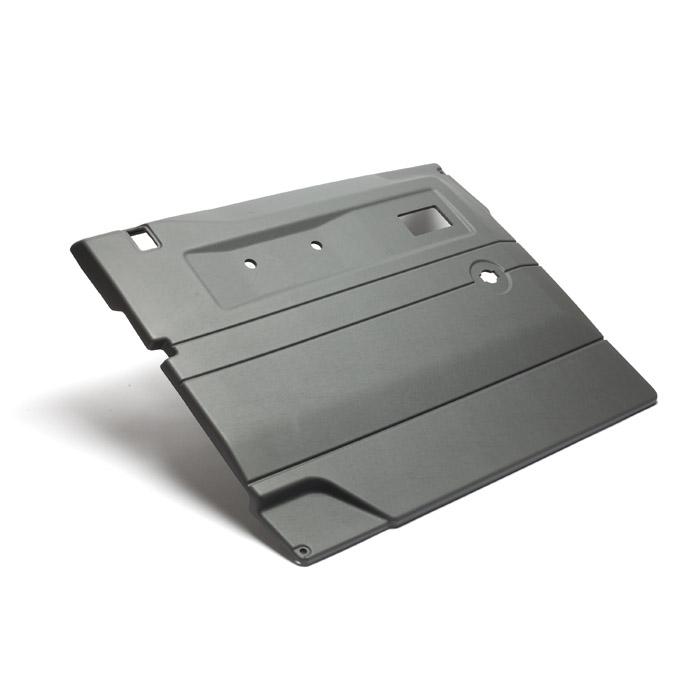 INTERIOR TRIM LHF DOOR DEFENDER BLACK