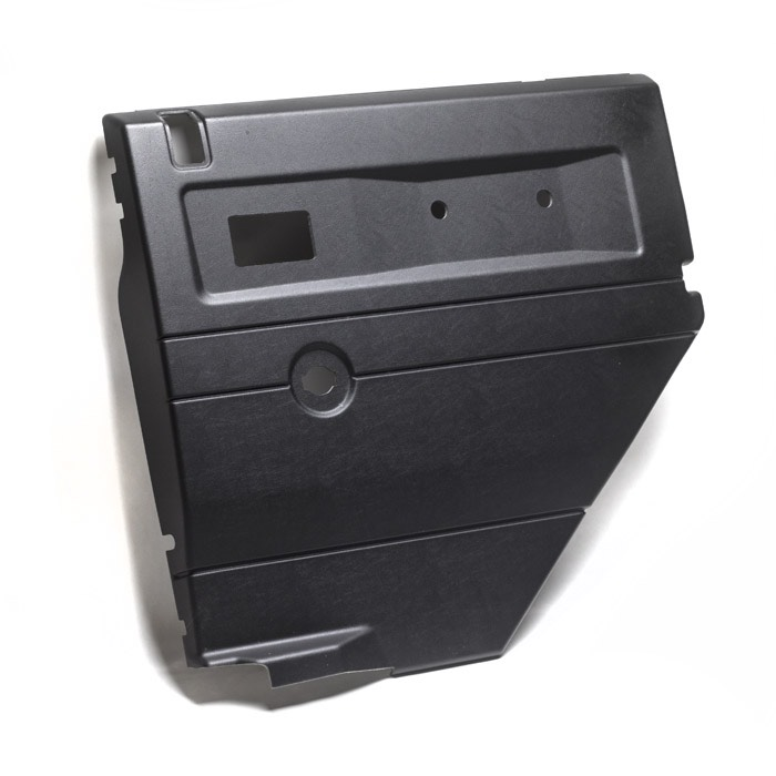 INTERIOR TRIM RHR DOOR DEFENDER 110 SW BLACK