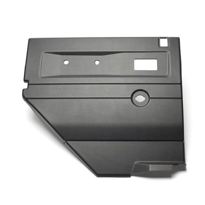 TRIM PANEL LHR SIDE DOOR - 110 SW BLACK