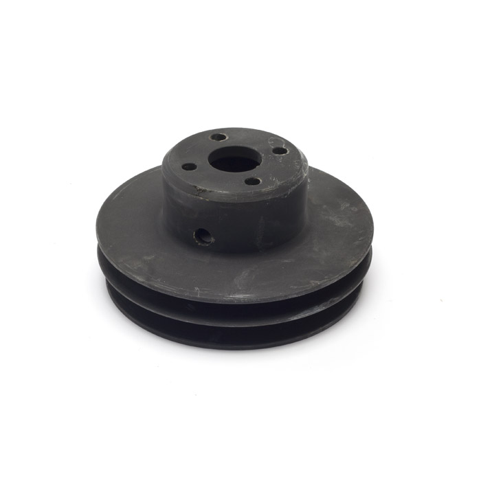 PULLEY WATER PUMP V-8 TWIN GROOVE