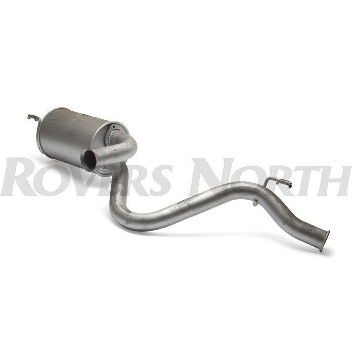 EXHAUST TAIL PIPE ASSY DEFENDER 90 300 TDI