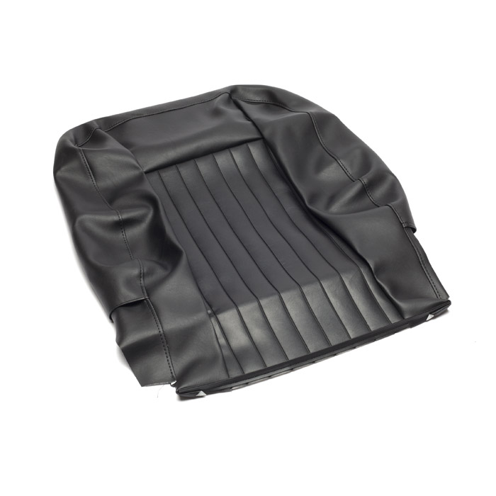 BACK COVER FOR EXMOOR TRIM EXTREME MKII SEAT -BLACK VINYL