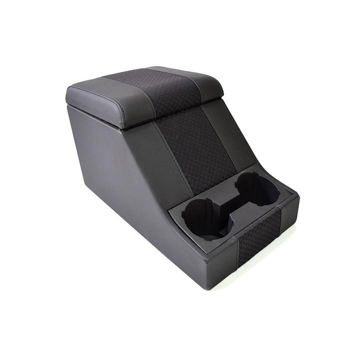 PREMIUM CUBBY BOX - DEFENDER AND SERIES - BLACK SPAN MONDUS