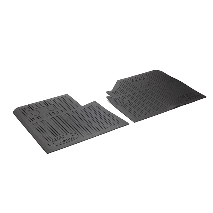 FRONT MAT SET FRONT PAIR SERIES I 80""