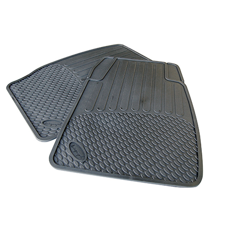 MOULDED FLOOR MATS FRONT PAIR DISCOVERY  I