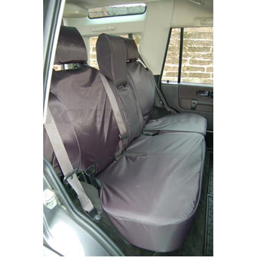 NYLON WATERPROOF SEAT COVERS SECOND-ROW 60/40 DISCOVERY-II