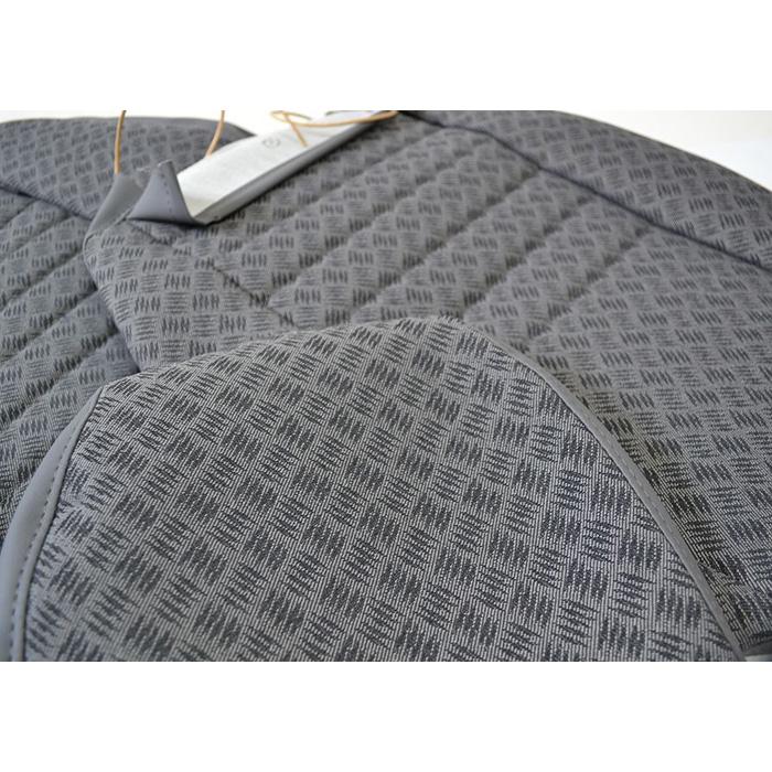 Single Front Defender Seat Retrim Kit - TECHNO CLOTH