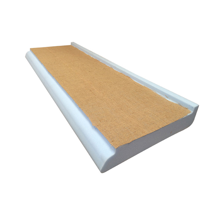 "107"" 2ND ROW BENCH FOAM"