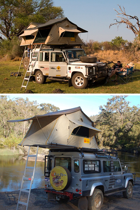 EEZI AWN SERIES 3, 1600 ROOFTENT