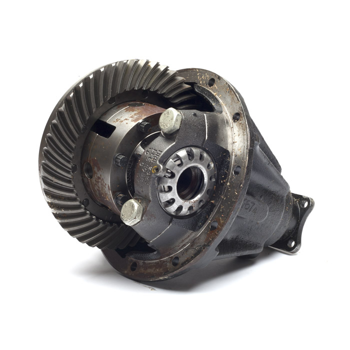 DIFFERENTIAL ASSY REAR 4 PIN P38A