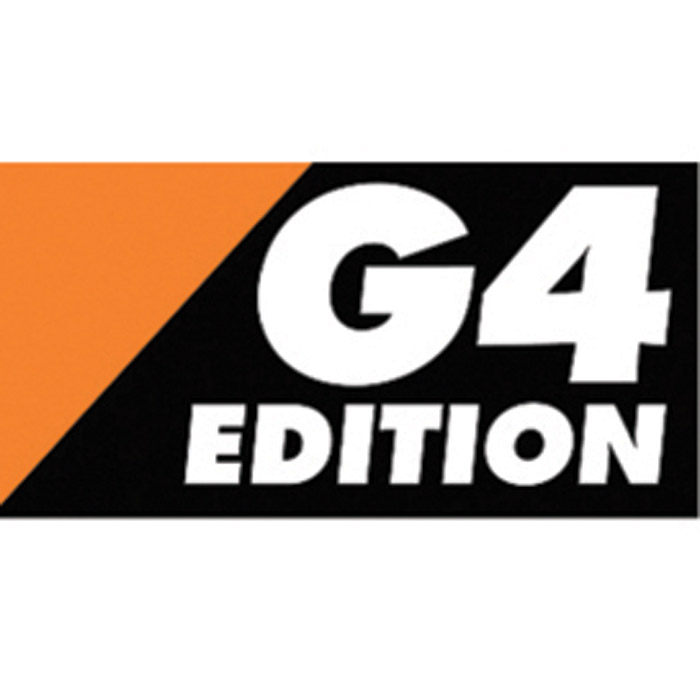 DECAL G4 EDITION