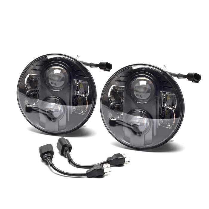 LED LUXEON Z ES HEADLAMPS PAIR