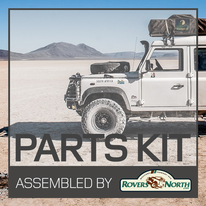 WIPER CONVERSION KIT LATE STYLE DEFENDER
