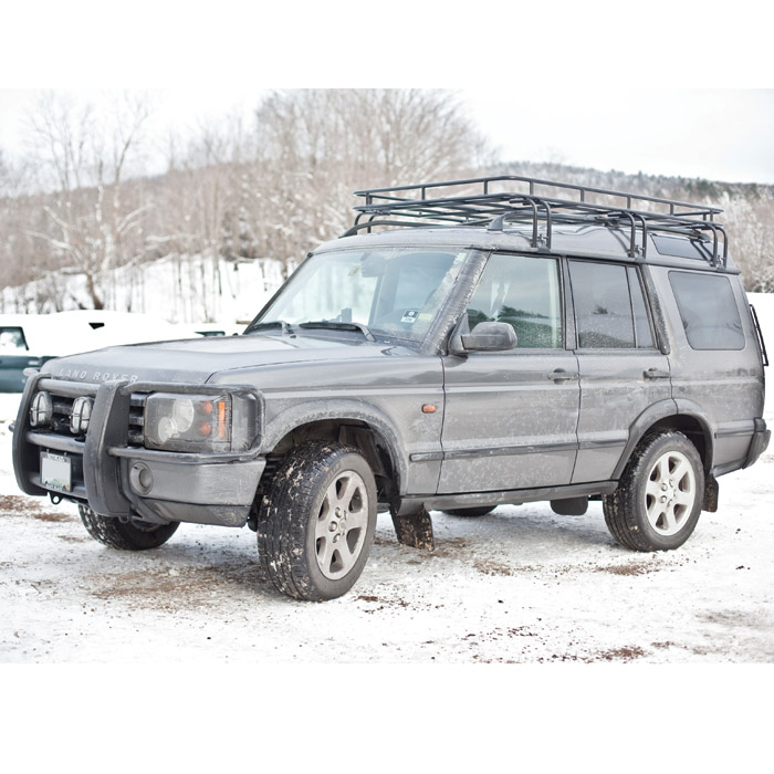 BROWNCHRCH ROOF RACK DISCOVERY I, DISCOVERY II FULL LENGTH