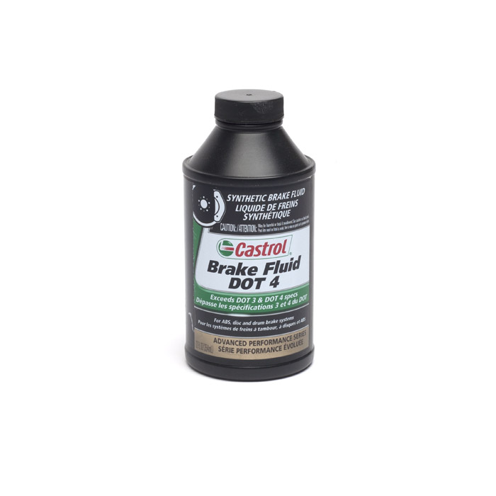 CASTROL LMA BRAKE FLUID 12 oz BOTTLE