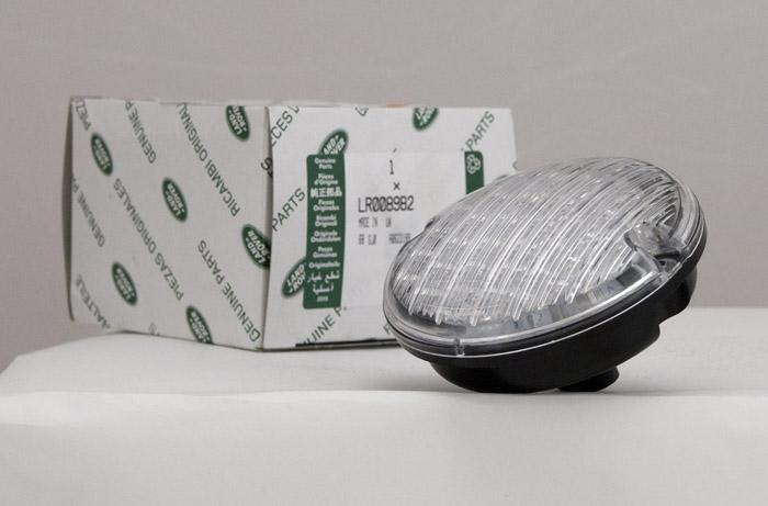 LAMP ASSY LED REVERSE DEFENDER SVX