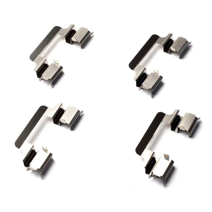 FRONT BRAKE PADS RETAINER SET RANGE ROVER SPORT L320, L322, LR3, LR4