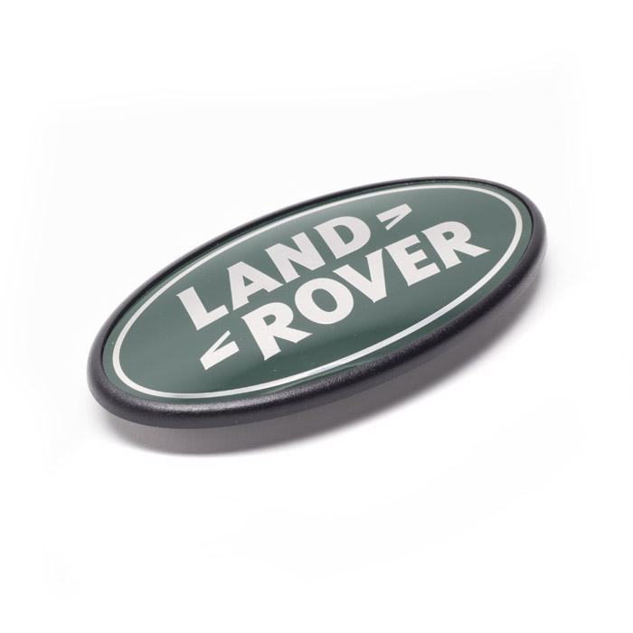 "BADGE ""LAND ROVER"" TAILGATE LR2"