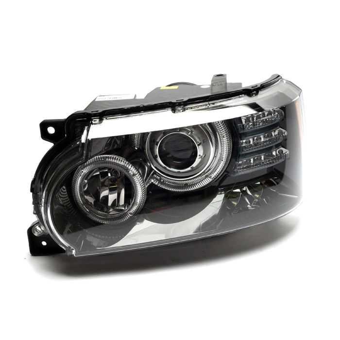 Headlamp Assembly LH LHD w/Xenon Range Rover L322